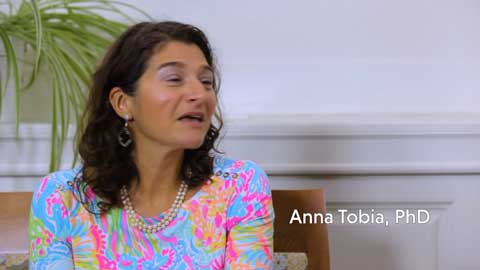 Dr. Scott Walker interviews Dr. Anna Tobia - Part 1