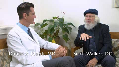 Dr. Scott Walker interviews Dr. Daniel A. Monti - Part 2